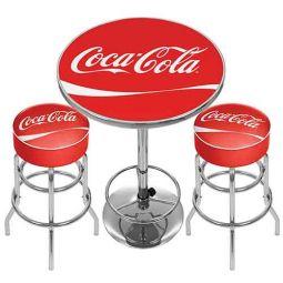 furniture coca cola collectibles