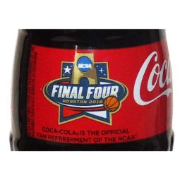 NCAA Basketball Final Four 2016 Houston Coca-Cola Bottle