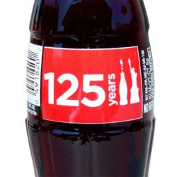 Statue of Liberty 125th Anniversary Coca-Cola Bottle 2011
