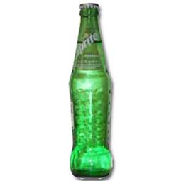 Mexican Sprite in Glass Bottle 355 ml 2011