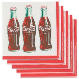 Napkins - Paper Towels: Coca Cola Collectibles